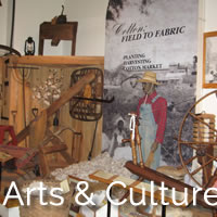 Pee Dee River arts and culture