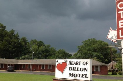 Heart of Dillon Motel Dillon Sc