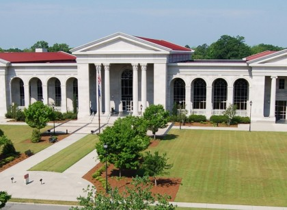 Drs. Bruce and Lee Library