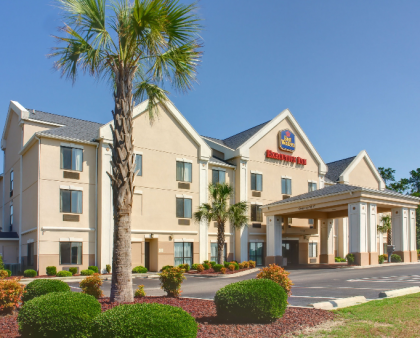 Best Western Executive Inn Latta Sc - Places to stay in Pee Dee