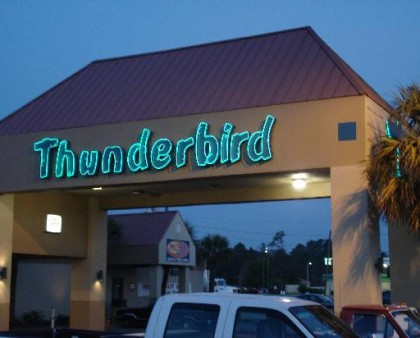 Thunderbird Inn Florence SC - Places to stay in Pee Dee