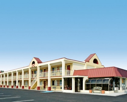 Economy Inn Dillon SC - Places to stay in Pee Dee
