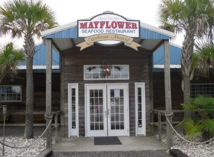 Mayflower Seafood of Darlington