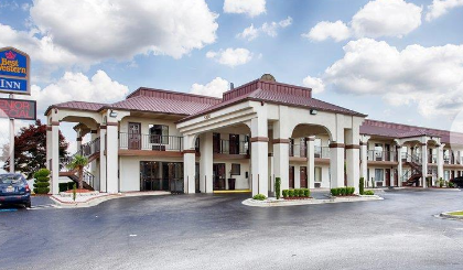 Best Western Inn Florence Sc - Places to stay in Pee Dee