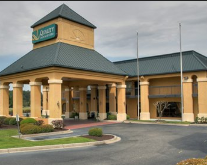 Quality Inn & Suites Florence SC - Places to stay in Pee Dee