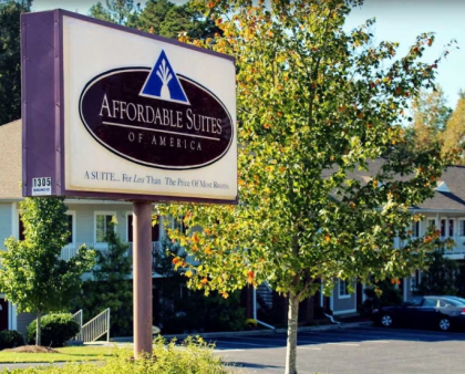 Affordable Suites Florence SC - Places to stay in Pee Dee