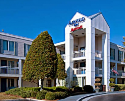 Fairfield Inn Florence SC - Places to stay in Pee Dee