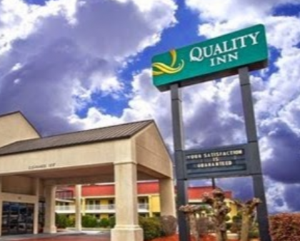 Quality Inn Dillon SC - Places to stay in Pee Dee