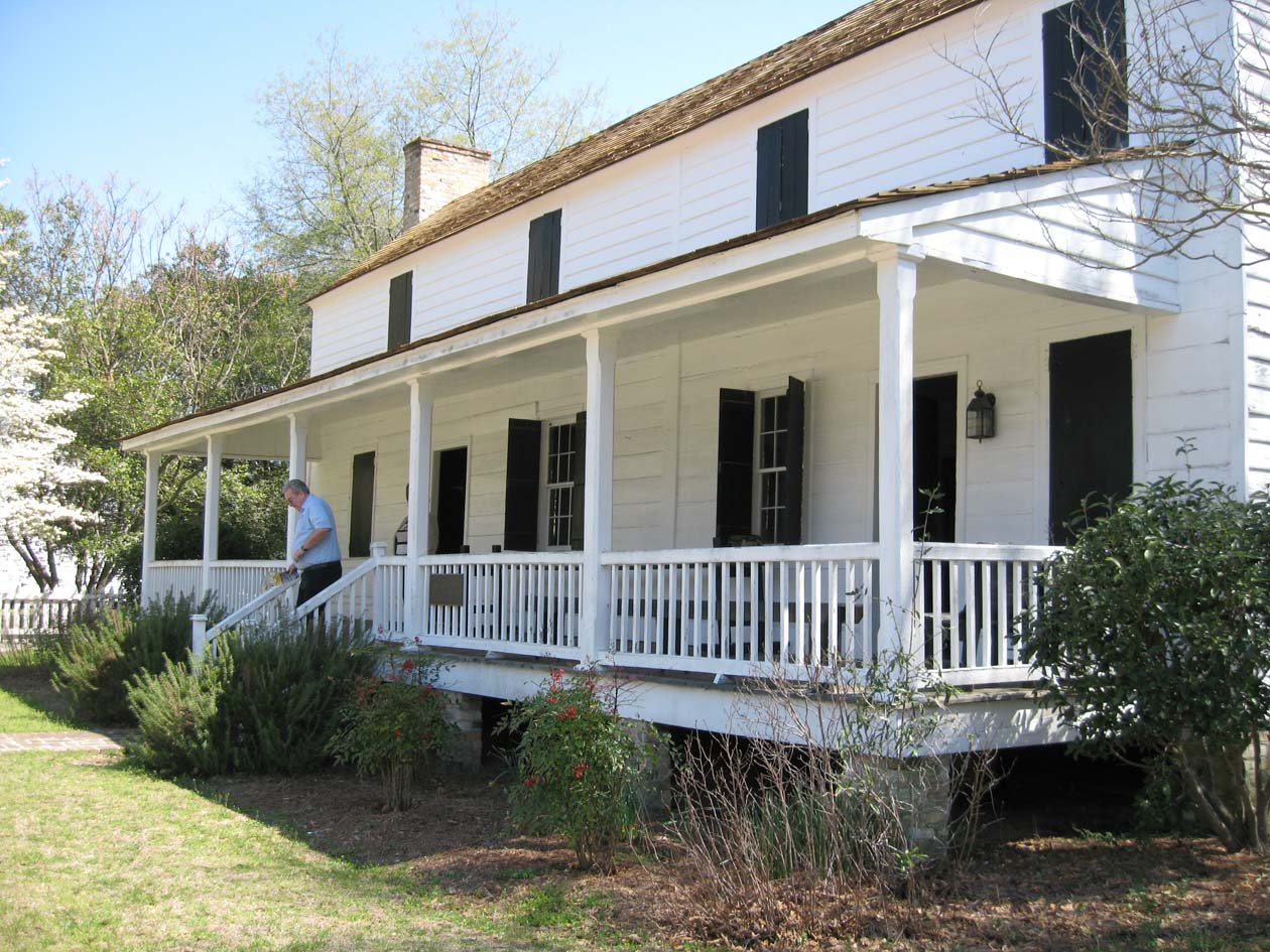 Jacob Kelley House - Hartsville SC