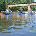 Canoeing and Kayaking in South Carolina - Swamp Fox Canoe Rentals