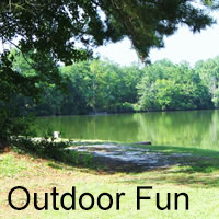 Camping in South Carolina - Outdoor Fun